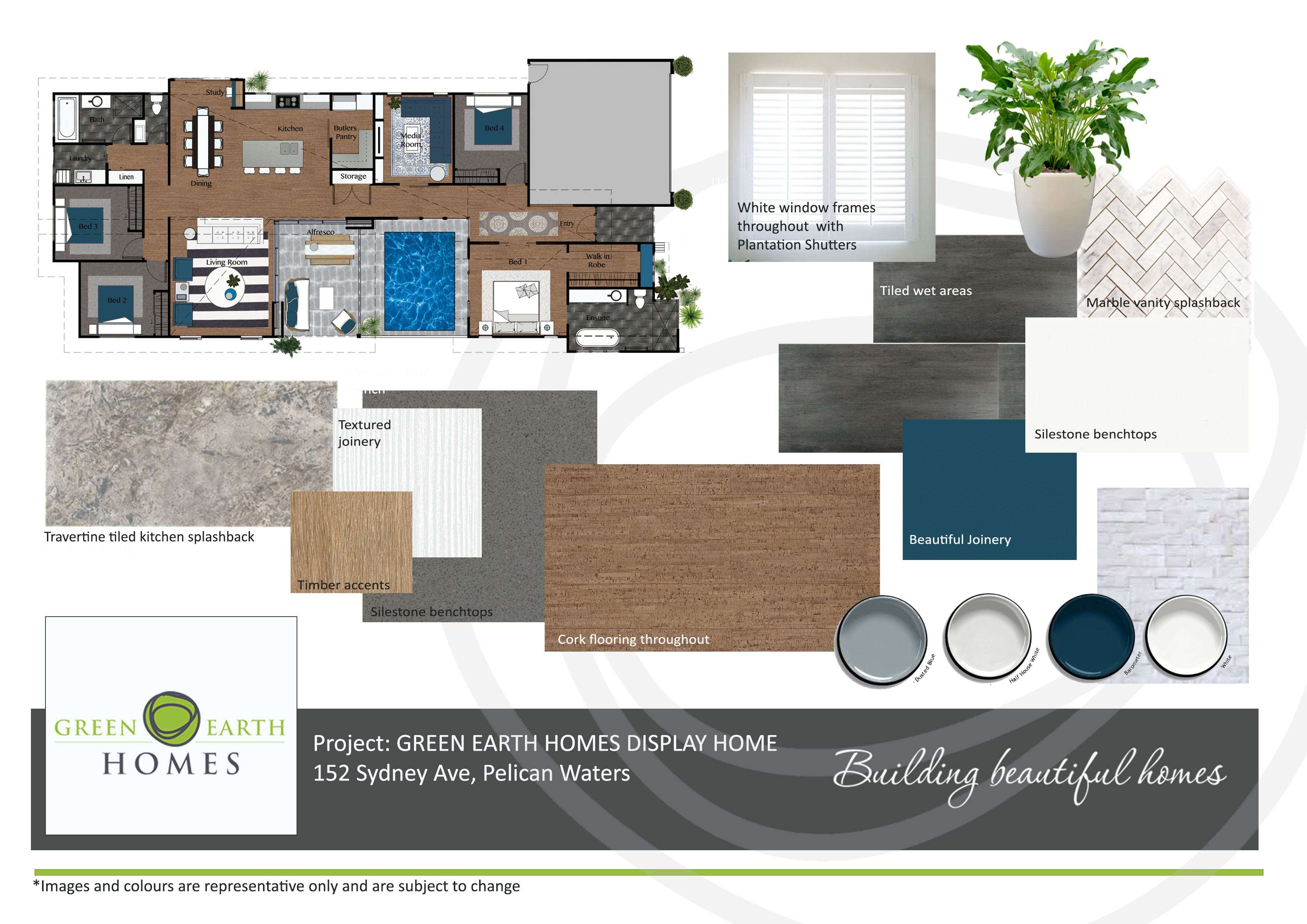 Project home display sydney