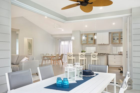 Greenearth display home at Pelican Waters Display Village Caloundra 6