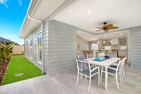 Greenearth display home at Pelican Waters Display Village Caloundra 5
