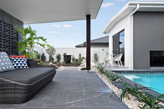 Platinum display home at Pelican Waters Display Village Sunshine Coast 3