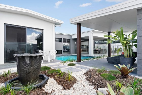 Platinum display home at Pelican Waters Display Village Sunshine Coast 6