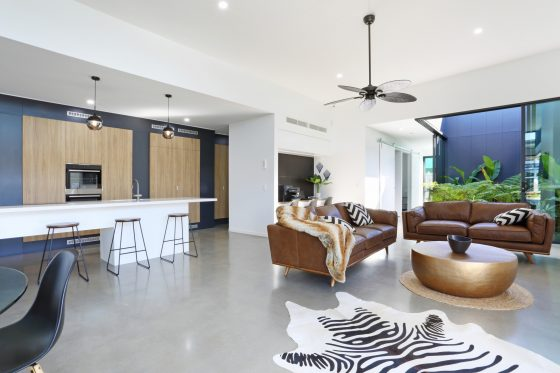 Planet display home at Pelican Waters Display Village Caloundra 9