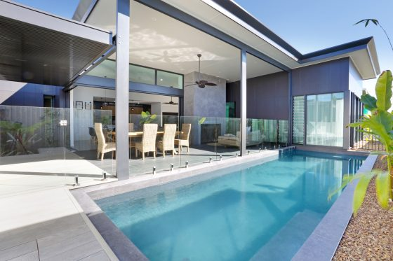 Planet display home at Pelican Waters Display Village Caloundra 4
