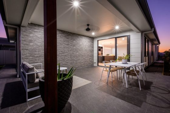 Hotondo display home at Pelican Waters Display Village Caloundra 4