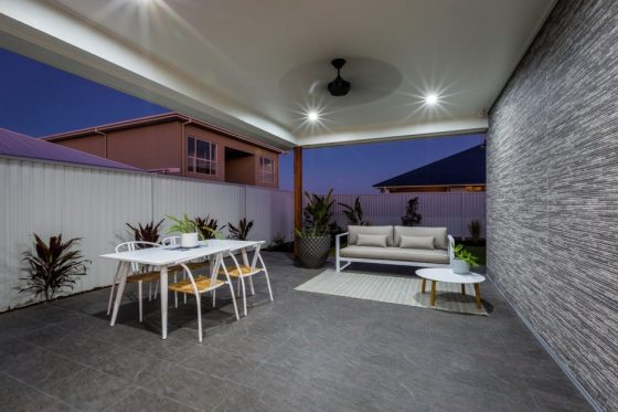 Hotondo display home at Pelican Waters Display Village Caloundra 3