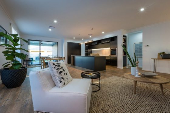 Hotondo display home at Pelican Waters Display Village Caloundra 14