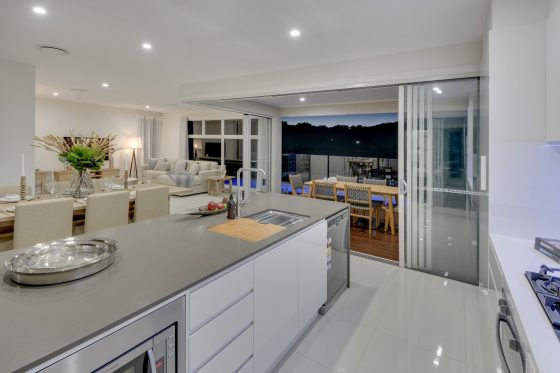 Look Homes display home at Pelican Waters Display Village Sunshine Coast 6