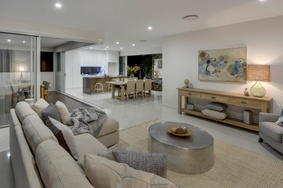 Look Homes display home at Pelican Waters Display Village Sunshine Coast 5