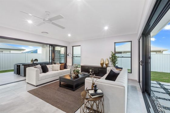 gj gardner display home at Pelican Waters Display Village Sunshine Coast 8
