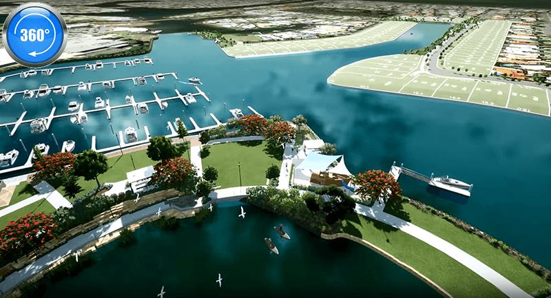pelican waters virtual tour