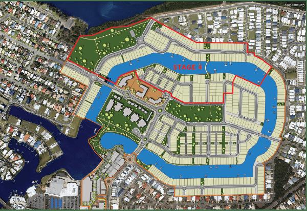 pelican waters development update 2
