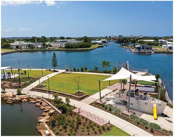 pelican waters development update