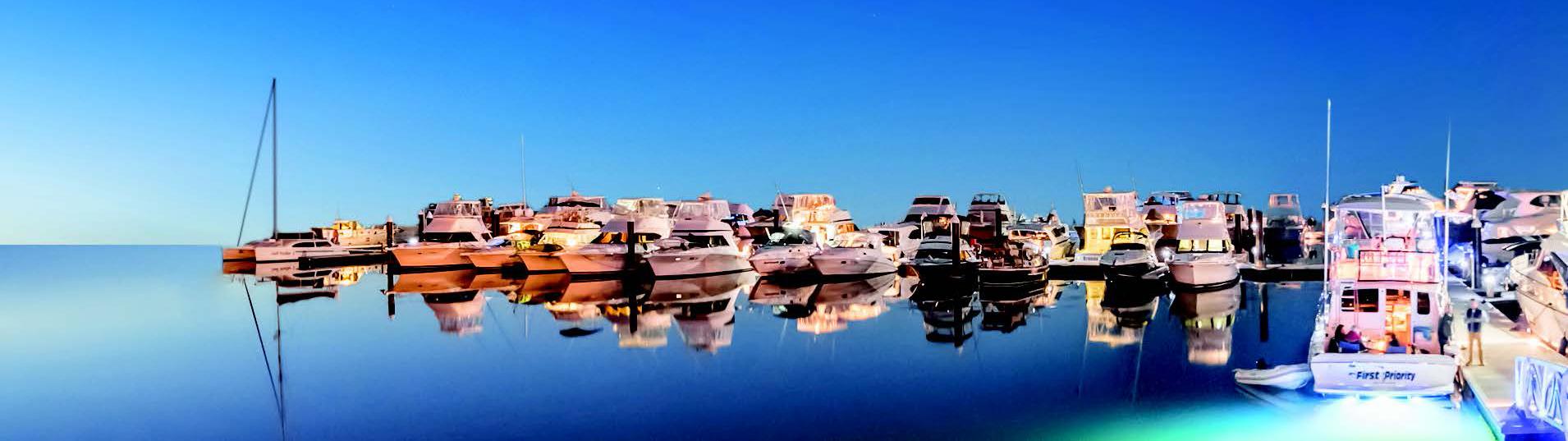 pelican waters marina