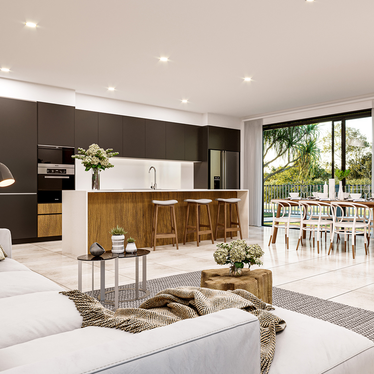 THE SIGNATURE TERRACE COLLECTION
