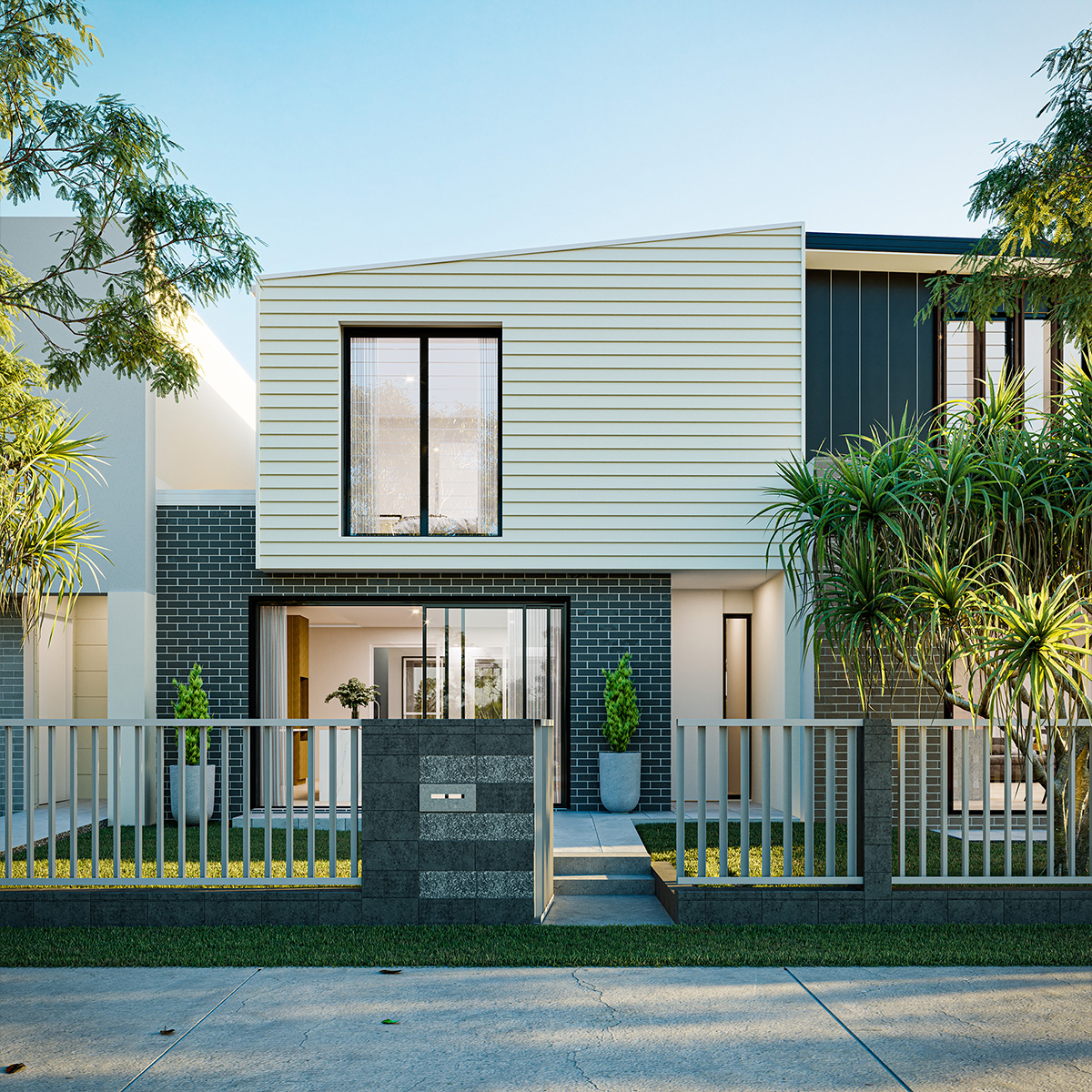 Pelican Waters townhouses - Moffat Beach