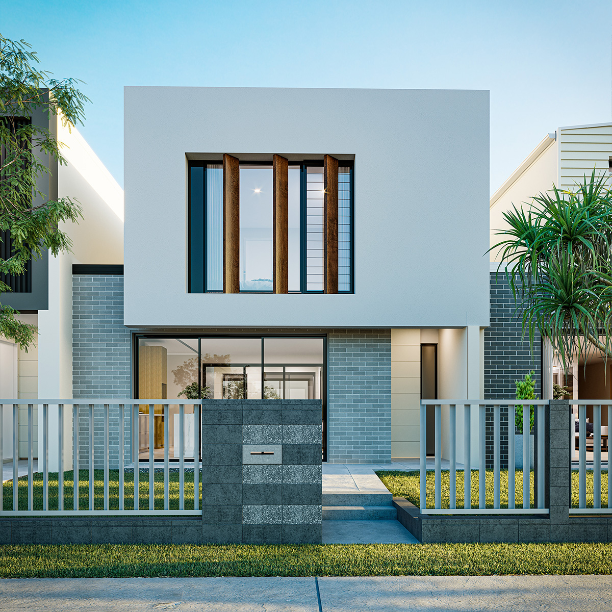 Pelican Waters townhouses - Moffat 2a