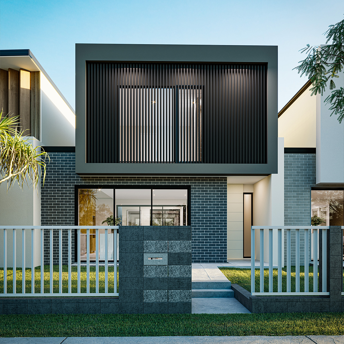 Pelican Waters townhouses - Moffat 3a