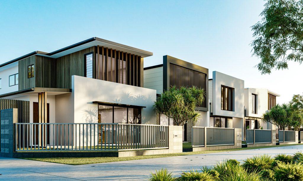 Pelican Waters townhouses - Signature Terraces