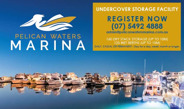 Pelican Waters Marina Registration