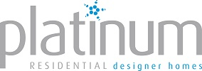 platinum residential designer homes logo